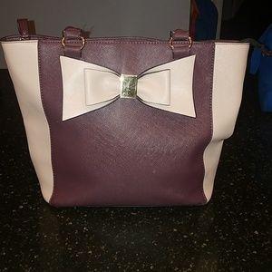 Apt.9 purple purse